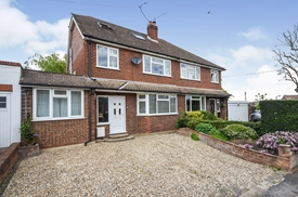Middle Road, Ingrave, Brentwood