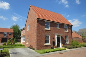 Magnolia Close, Woodhall Way, Beverley