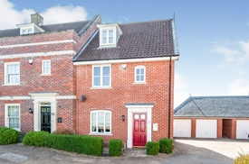Willow Close, Walsham-Le-Willows, Bury St. Edmunds