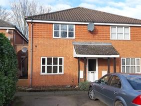 Denham Close, Bury St. Edmunds
