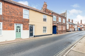 Chaucer Street, Bungay