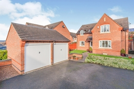 Broad Valley Drive, Bestwood Village, Nottingham