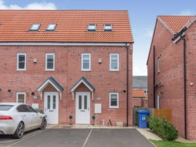 Mirabelle Way, Harworth, Doncaster