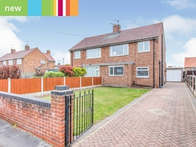 Whitby Road, Harworth, Doncaster