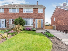 Pagdin Drive, Styrrup, DONCASTER