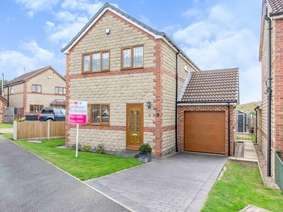 Galway Mews, Harworth, Doncaster