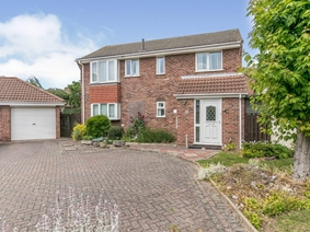 Barley Way, Stanway, Colchester