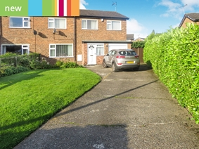 Gowy Crescent, Tarvin, Chester
