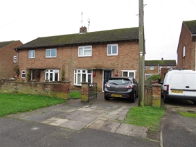 Fotheringhay Road, Corby