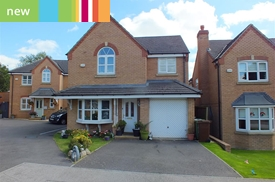 Newmarket Close, Corby