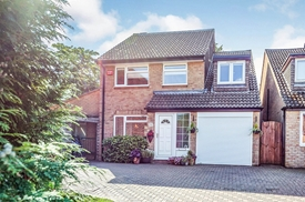 Marlborough Close, Broadfield, Crawley