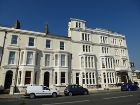Osborne Mansions, St Catherines Terrace, Hove