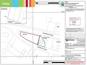 Adjacent To 8 Bramley Road, Doe Lea, Chesterfield
