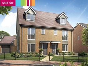 St Modwen Homes, Derby Road, Clay Cross, Chesterfield