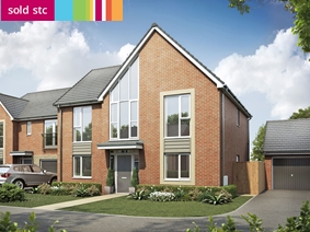 Egstow Park, St Modwen Homes, Derby Road, Clay Cross, Chesterfield