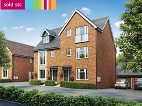 Egstow Park, St Modwen Homes, Off Derby Road, Clay Cross, Chesterfield