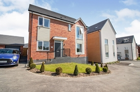 Kenning Place, Egstow,chesterfield