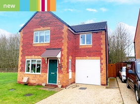 Colliers Way, Holmewood, Chesterfield