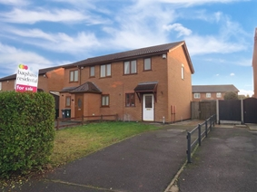 Irvine Close, Stenson Fields, Derby