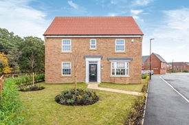 Sherwood Close, Auckley, Doncaster