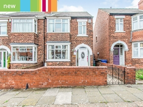 Larchfield Road, Balby, Doncaster