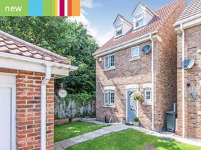 Greenfield Court, Balby, Doncaster