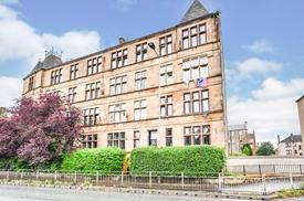 Alexandra Park Street, Dennistoun, Glasgow