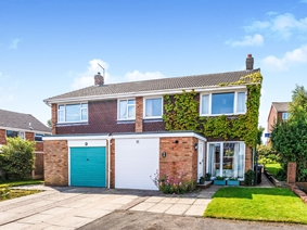 Lilac Close, South Anston, Sheffield
