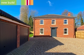 Westgate Street, Plot 4, 3 Willow Court, Shouldham, King's Lynn