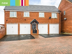 Redstone Way, Lower Gornal, Dudley