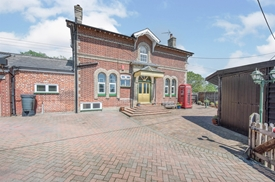 Station Road, Pulham Market, DISS