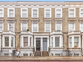Finborough Road, London