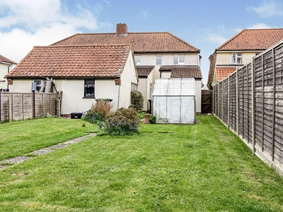 Silver Street, Witcham, Ely
