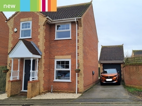 Orchid Close, Little Thetford, Ely