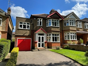 Browning Road, Enfield