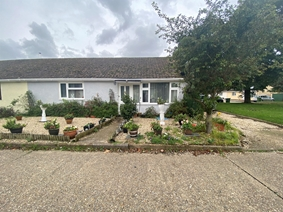 Rose Walk, Wicken Green Village, Fakenham