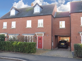Peregrine Street, Hampton Vale, Peterborough
