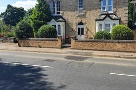 London Road, Peterborough