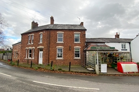 School Bank, Norley, Frodsham