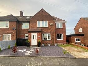 Clifton Crescent, FRODSHAM