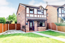 Bowscale Close, Upton, Wirral