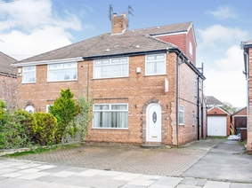 Girtrell Road, Saughall Massie, Wirral