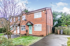 Bleasdale Close, Upton, Wirral