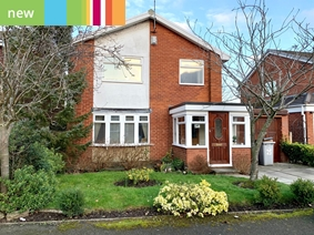 Stapleton Avenue, Greasby, Wirral