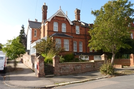 Combermere Road, St. Leonards-On-Sea