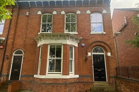 Greenfield Road, Harborne, Birmingham
