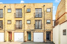 Harford Mews, London