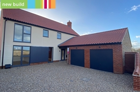Holt Road, Plot 12, 3 Canon Marcon Way, Edgefield, Melton Constable