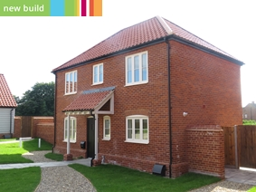 Holt Road, 12 Canon Marcon Way, Nr24 2rx, Edgefield, Melton Constable