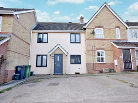 Friars Close, Sible Hedingham, Halstead